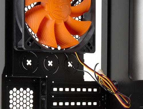 فن کوگار نارنجی در کیس ایکس6 گرین