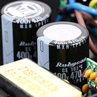 خازن ورودی پاور +GP1200B-OC گرین