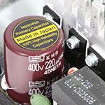 پاور GP450A-UK گرین 80PLUS Gold خازن ژاپنی