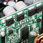 پاور GP450A-UK گرین 80PLUS Gold تثبیت کننده ولتاژ خروجی