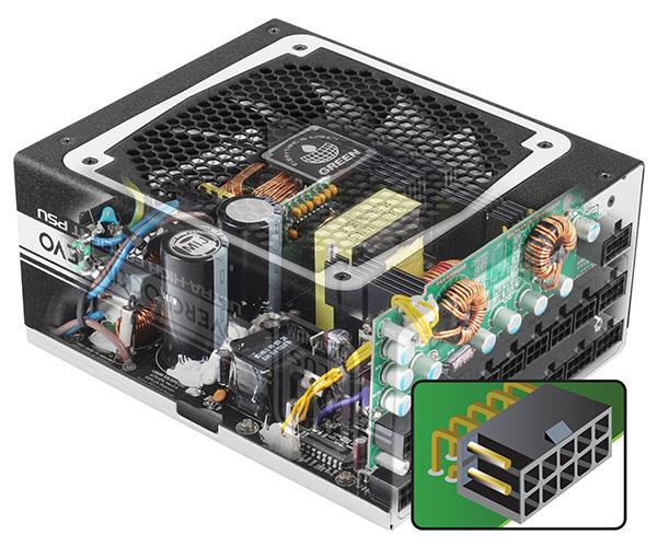 اتصال مستقیم کانکتورهای مودولار به برد اصلی پاور سری OC+ گرین