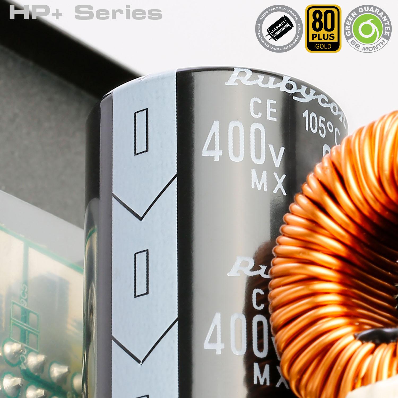 HP Plus Series 01 - منبع تغذیه کامپیوتر گرین مدلGP600B-HP Plus