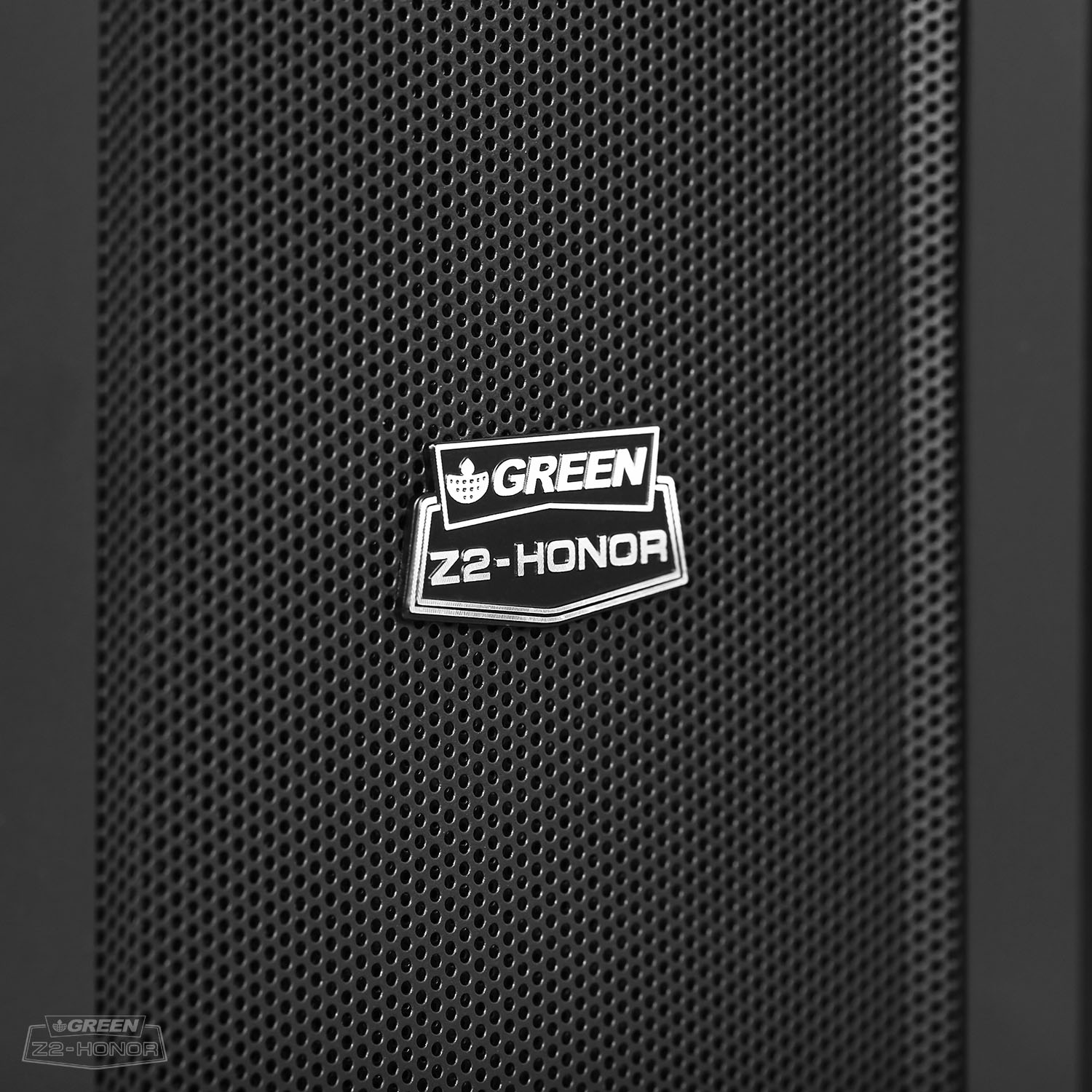 کیس زد 2 هانر گرین Z2_Honor_PC_Case