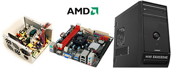 green-amd barebone
