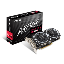 Radeon RX 470 ARMOR 4G OC