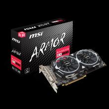 Radeon RX 580 ARMOR 8G