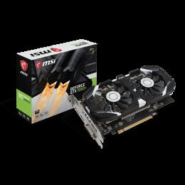 GeForce GTX 1050 Ti 4GT OCV1