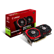 GeForce GTX 1050 Ti GAMING X 4G