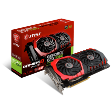 GeForce GTX 1060 GAMING X+ 6G