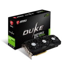 GeForce GTX 1070 Ti DUKE 8G