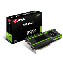GeForce GTX 1080 Ti AERO 11G OC
