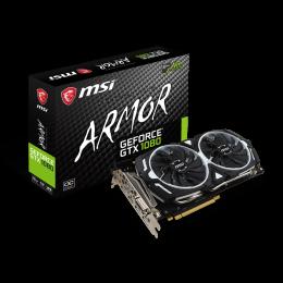 GeForce GTX 1080 ARMOR 8G OC