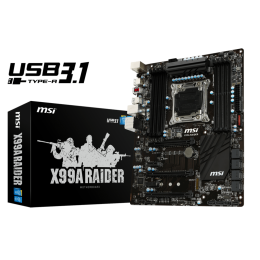 X99A RAIDER