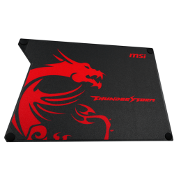 Thunderstorm Aluminum Gaming Mousepad