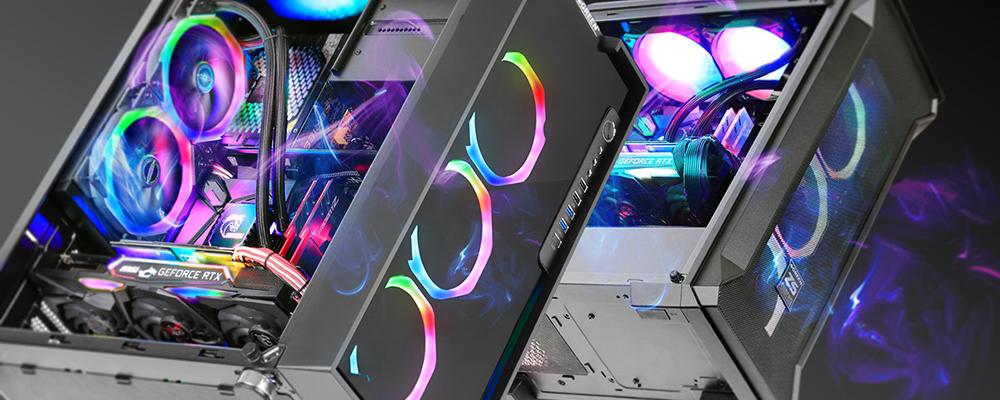 معرفی کیس های جدید گیمینگ Z5 و Z6 گرین
