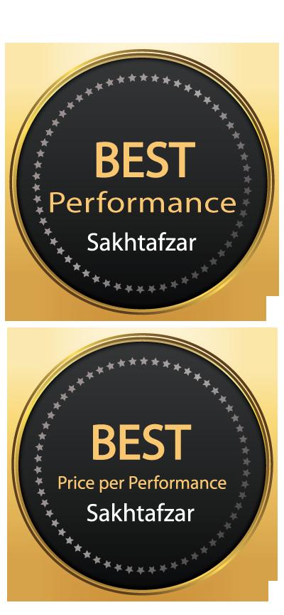 نقد و بررسی Sakhtafzar