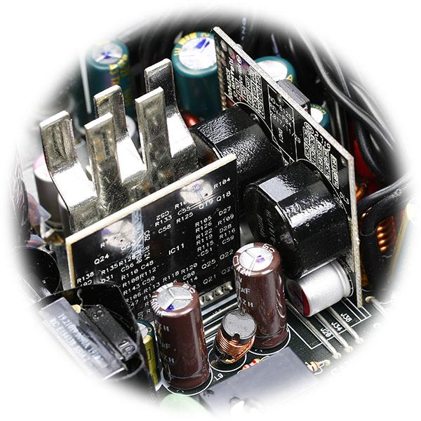 GREEN GP650A UK PLUS OV 017 - منبع تغذیه کامپیوتر گرین مدل GP650A-UK Plus
